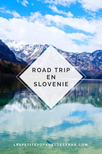 1 semaine de road trip en Slovénie