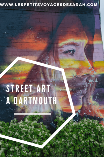 Street art à Dartmouth